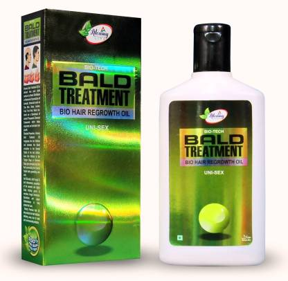 Alcamy Bio Tech Pure Bald Head Hair Development Oil For Males and Girls 100ml
