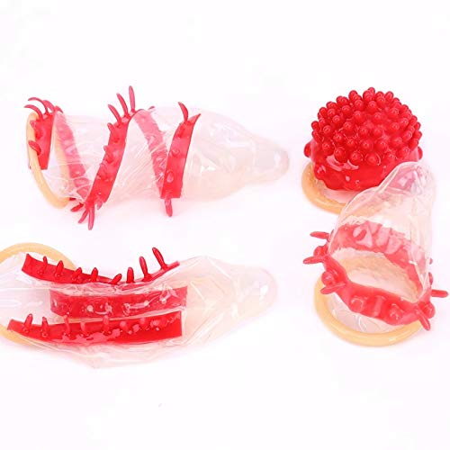 Intercourse Answer 3D Dotted Climax condom-pack of four pcs