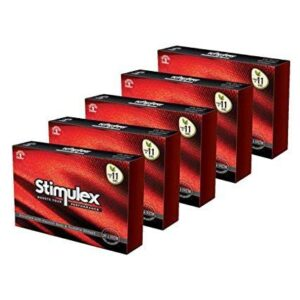 DABUR Stimulex To Increase Stamina - 50 Capsules
