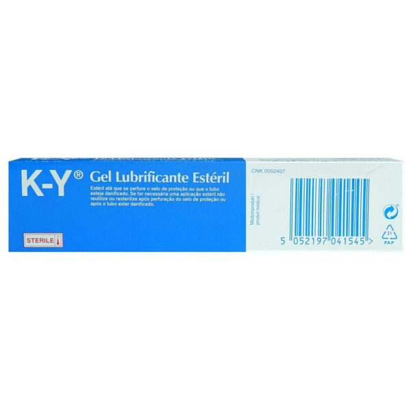 Ok-Y Jelly Premium Water Based mostly Gel Lubricant, 82g Every (Pack of two)