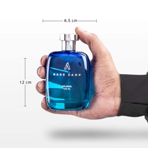 Ustraa Cologne for Males - Base Camp (100ml)