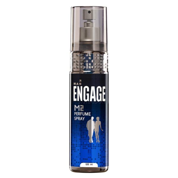 Interact M2 Fragrance Spray For Males, 120ml