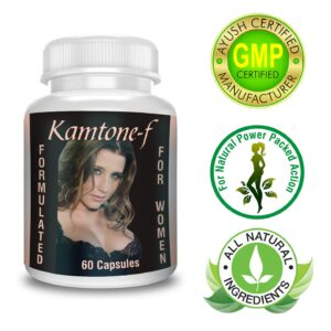 Hassnar's Power, Energy And Stamina Capsules For Ladies