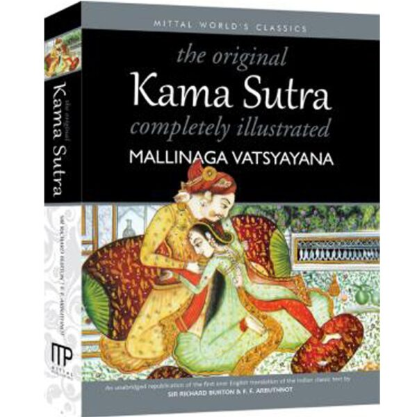 The Authentic Kama Sutra Fully Illustrated