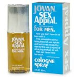 Jovan Intercourse Attraction After Shave Cologne four Oz