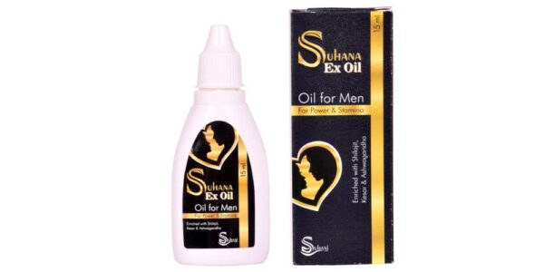 SUHANI CARE Ex oil for energy & Stamina for Males