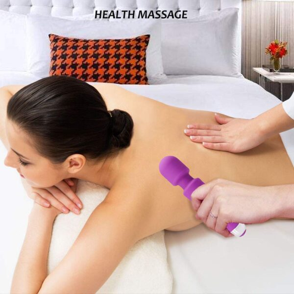 jmy-k-night-in Handheld Waterproof Massagers Electrical Cordless Massager Deep Kneading Nodes to Relieve Shoulder for Males and Ladies