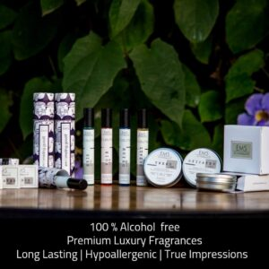 Em5 Premium Combo Set, Impressed from Y by YSLL   Hermmeess   Sauvaggee by Dioorr - Pack of three Roll Ons - 1/3oz (10ml) every. Get 5 Free Perfume Samples